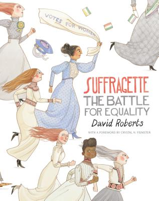 Suffragette: The Battle for Equality Cover Image