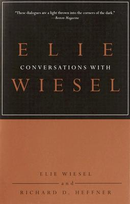 Conversations with Elie Wiesel Cover Image