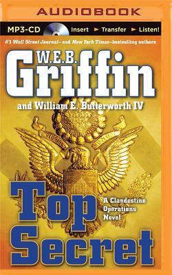 Top Secret (Clandestine Operations Novels #1) Cover Image