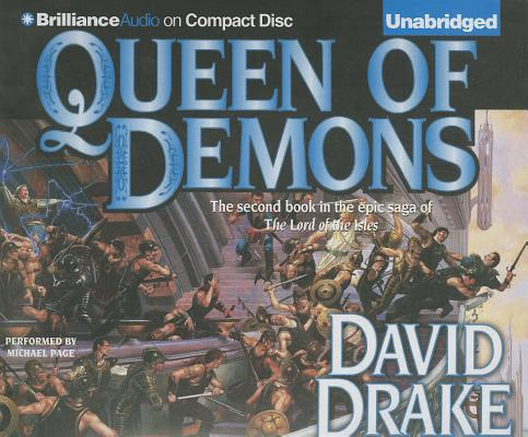 Queen of Demons (Lord of the Isles #2) Cover Image