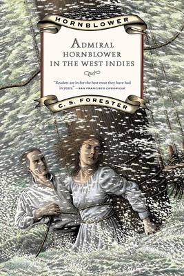 Admiral Hornblower in the West Indies Cover Image