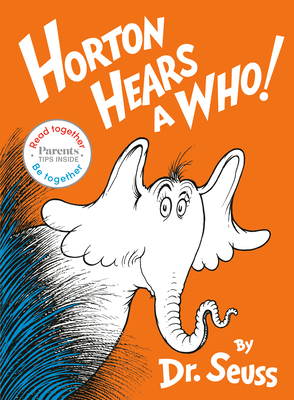 Horton Hears a Who: Read Together Edition (Read Together, Be Together) Cover Image