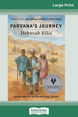 Parvana's Journey (16pt Large Print Edition) Cover Image