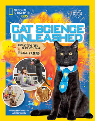 Cat Science Unleashed: Fun activities to do with your feline friend Cover Image