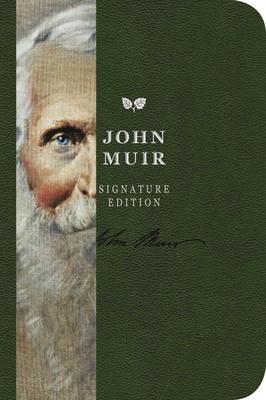 John Muir Signature Notebook (The Signature Notebook Series #6) Cover Image