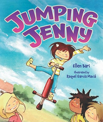 Jumping Jenny Cover