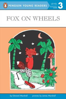 Cover for Fox on Wheels (Penguin Young Readers, Level 3)
