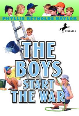 The Boys Start the War Cover