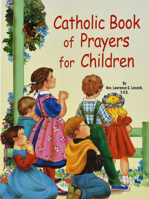 Catholic Book of Prayers for Children Cover Image
