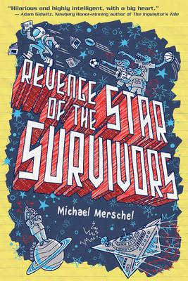 Cover for Revenge of the Star Survivors