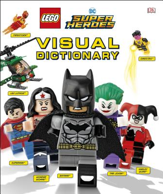 Cover for LEGO DC Comics Super Heroes Visual Dictionary