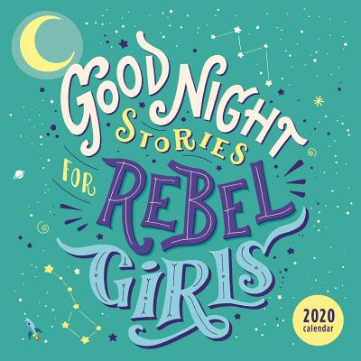 Good Night Stories for Rebel Girls 2020 Wall Calendar Cover Image