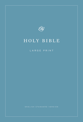 ESV Economy Bible, Large Print Cover Image