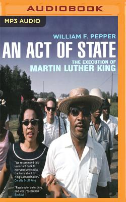 An Act of State: The Execution of Martin Luther King Cover Image