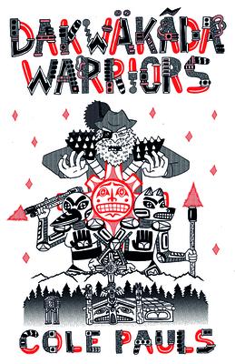 Dakwäkãda Warriors Cover Image
