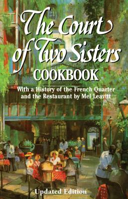 The Court of Two Sisters Cookbook Cover Image