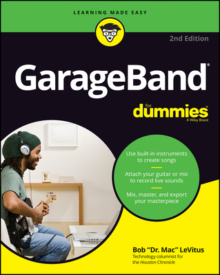 GarageBand for Dummies Cover Image