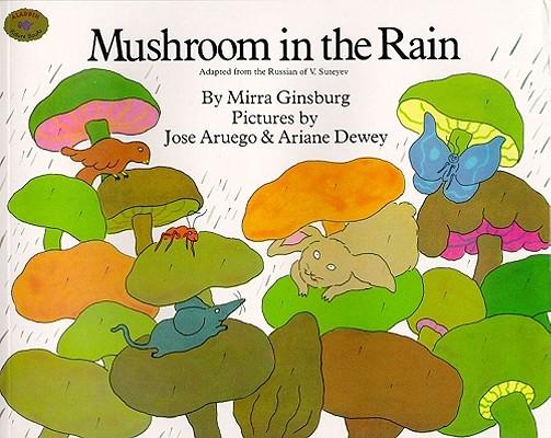 Mushroom in the Rain Cover Image