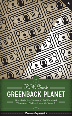 Greenback Planet Cover