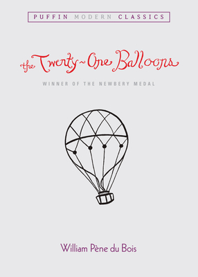 Cover for The Twenty-One Balloons