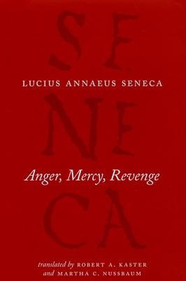 Anger, Mercy, Revenge Cover