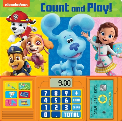 Nickelodeon: Count and Play! (Play-A-Sound) Cover Image