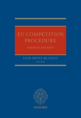 Eu Competition Procedure Cover Image