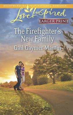The Firefighter's New Family Cover