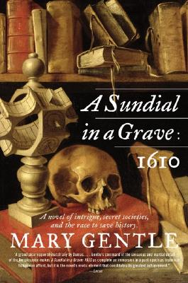 A Sundial in a Grave Cover