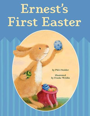 Cover for Ernest's First Easter