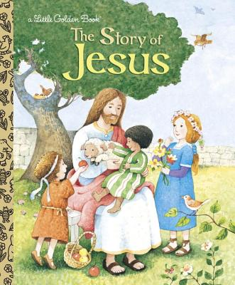 The Story of Jesus Cover