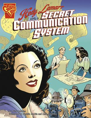 Cover for Hedy Lamarr and a Secret Communication System (Inventions and Discovery)