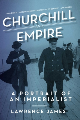 Cover for Churchill and Empire