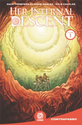 Cover for Her Infernal Descent, Vol. 1