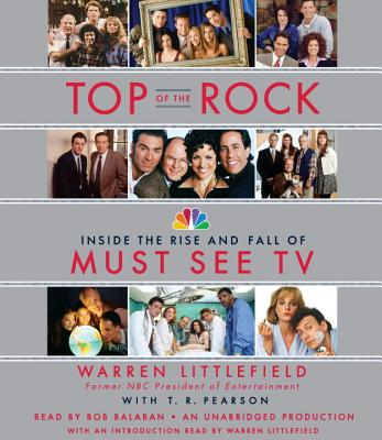 Top of the Rock: Inside the Rise and Fall of Must See TV Cover Image