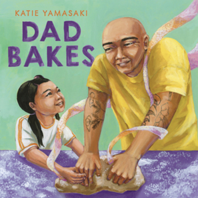 Cover for Dad Bakes