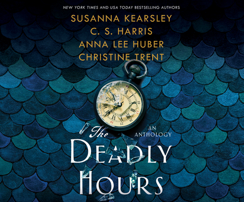 The Deadly Hours cover