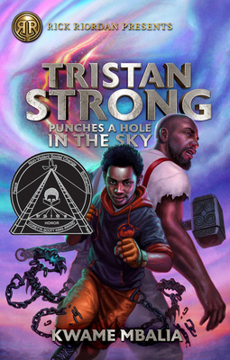 Tristan Strong Punches a Hole in the Sky (A Tristan Strong Novel, Book 1) Cover Image