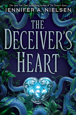 The Deceiver's Heart (The Traitor's Game, Book 2) Cover Image