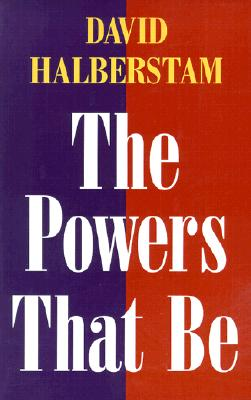 Cover for The Powers That Be