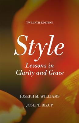 Style: Lessons in Clarity and Grace Cover Image