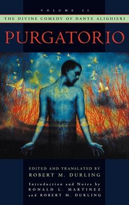 The Divine Comedy of Dante Alighieri: Volume 2: Purgatorio Cover Image