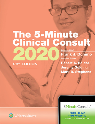 The 5-Minute Clinical Consult 2020 (The 5-Minute Consult Series) Cover Image