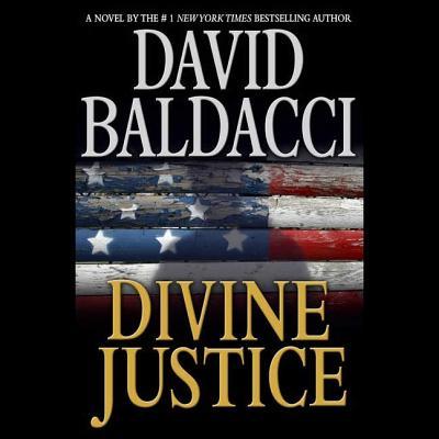 Divine Justice Lib/E Cover Image