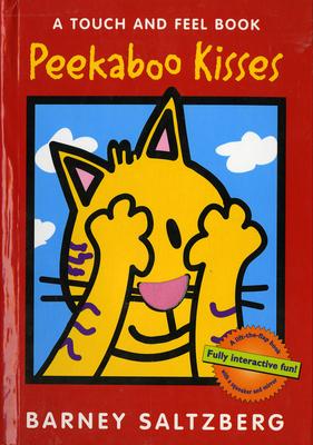 Peekaboo Kisses Cover Image