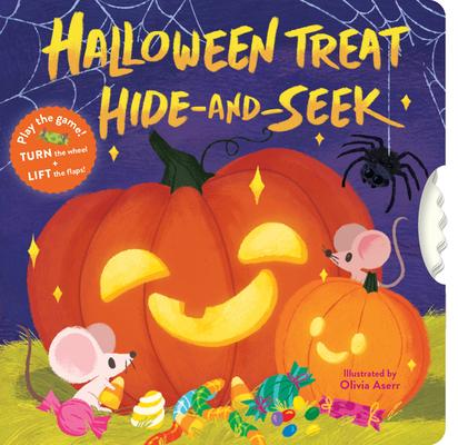 Halloween Treat Hide-and-Seek Cover Image