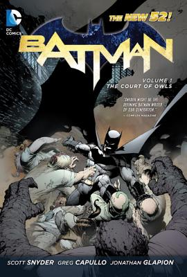 The Court of Owls Cover