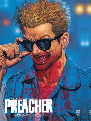 Absolute Preacher Vol. 1 cover image
