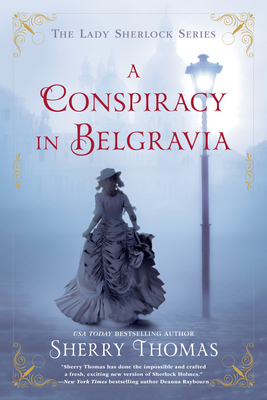 A Conspiracy in Belgravia Cover