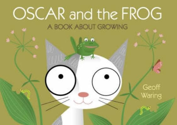 Oscar and the Frog Cover Image